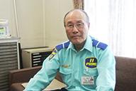 下牧さん(施設警備・名古屋大学)